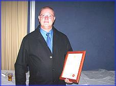 Mr Colin Hanley