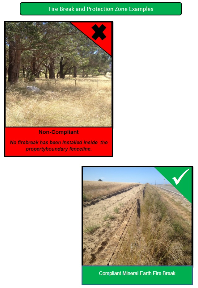 Fire Break and Hazard Reduction Page 2a
