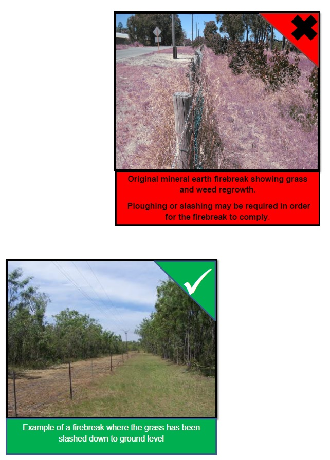 Fire Break and Hazard Reduction Page 3