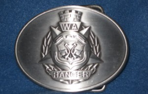 WARA Belt Buckle