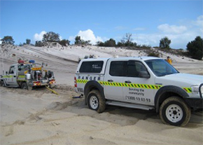 Vehicle Recovery City of Wanneroo