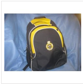 WARA Embroidered Back Pack
