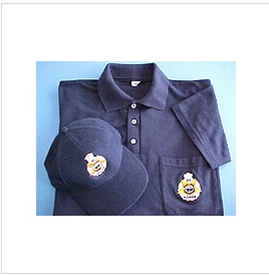 WARA polo shirts