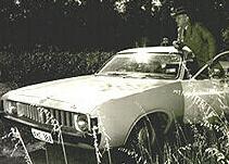 1st WA Rangers vehicle