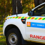 City of Gosnells Rangers Service Vehicle
